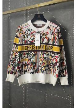 Женский свитер KAWS - White