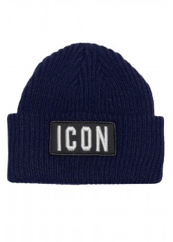 "Мужская шапка ""ICON"" - Navy"