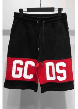 Мужские шорты GCDS чёрного цвета