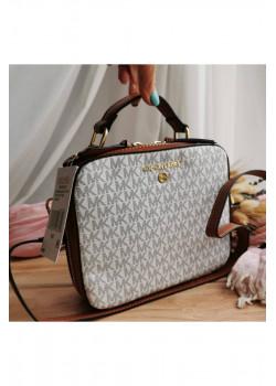 Кожаная сумка 19.5x16.5 см (2 расцветки)