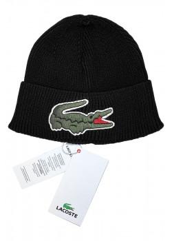 Классическая шапка чёрного цвета