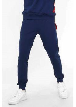 Мужские тёмно-синие штаны