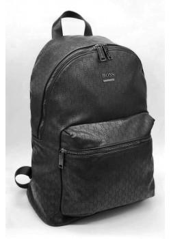 Мужской чёрный рюкзак