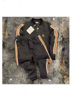 Мужские брендовые штаны серого цвета
