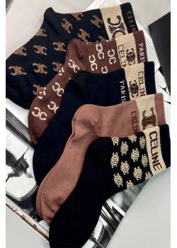 Набор из 5 пар носков