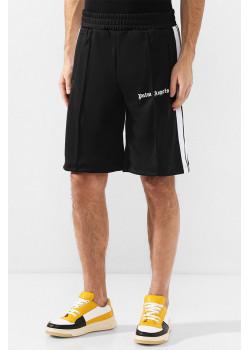 Мужские шорты чёрного цвета