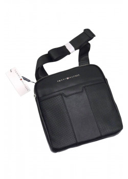 Мужская чёрная сумка